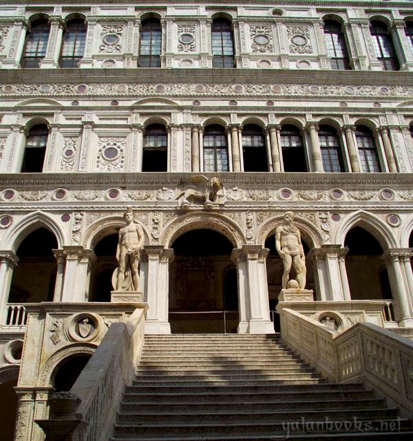 Venice Doge's Palace Photography Romanticism 威尼斯总督府 风光摄影 浪漫主义 Yalan雅岚 黑摄会